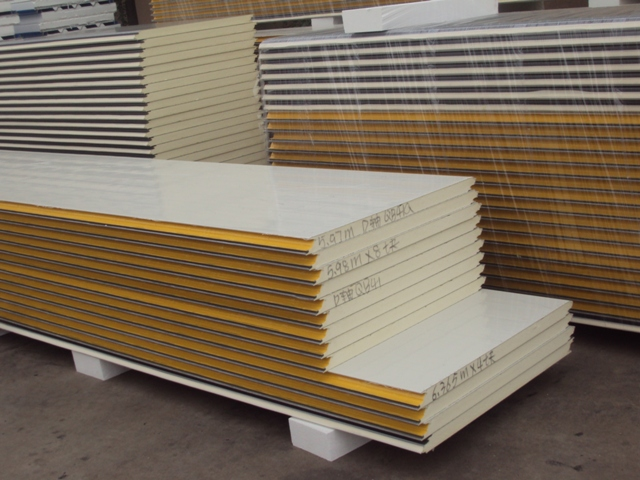 Sandwich Panel For Metal Wall Cladding